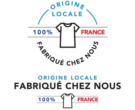 labels fabriqués en france pour les textiles publicitaires