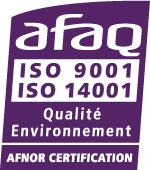logo afaq qualité et environnement