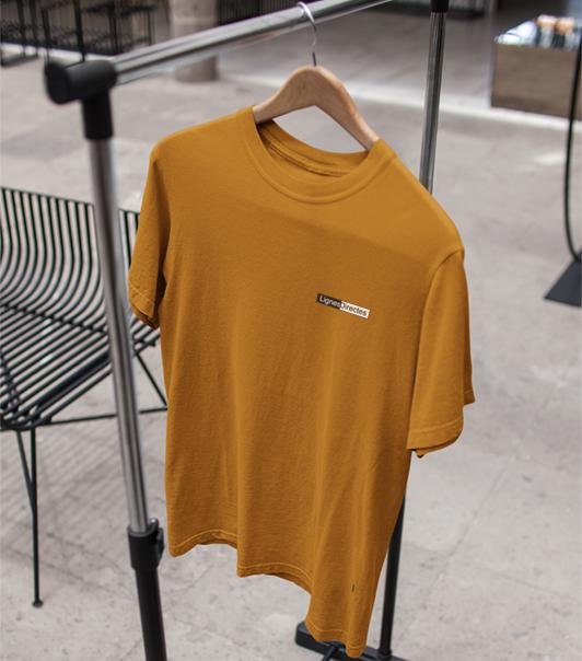 Exemple de textile personnalisé par Lignes Directes